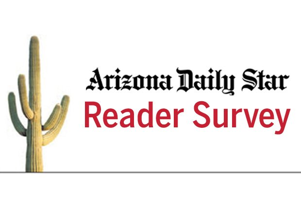 Reader survey logo