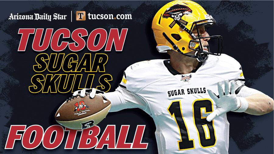 Tucson Sugar Skulls logo