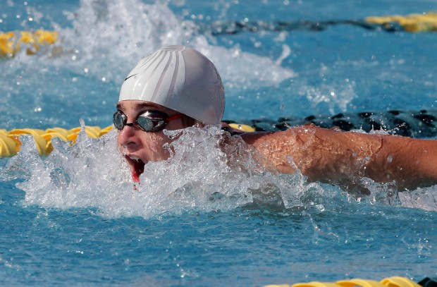 High School Swimming Season Preview: Alentado takes over lead as Falcons move up level