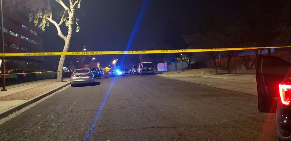 Fatal shooting on Tucson's east side
