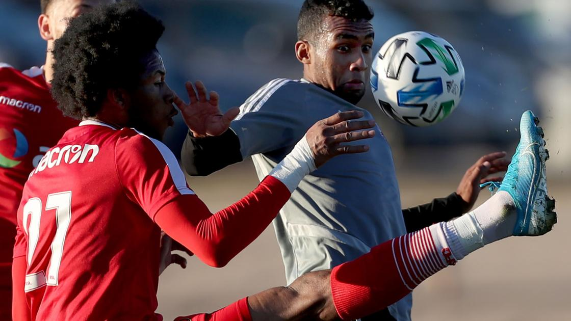 Major League Soccer's spring training concludes Saturday with doubleheader at Kino North Stadium