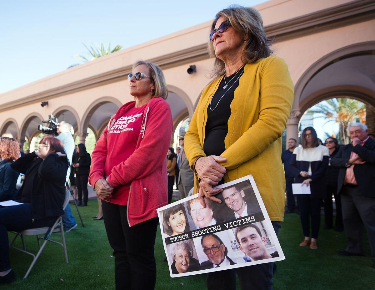 Ninth anniversary of the Jan. 8, 2011 Tucson Tragedy