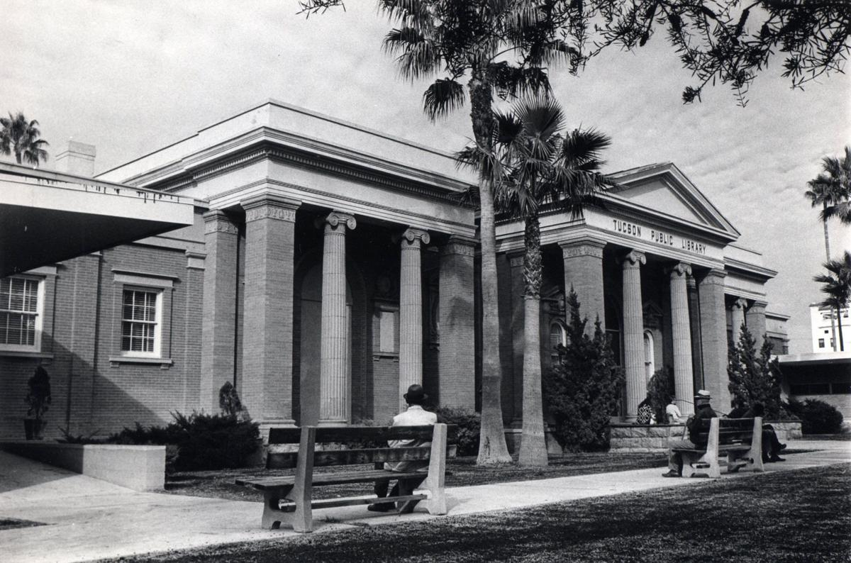 Carnegie Library 1971