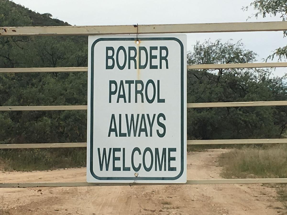 Border Patrol Always Welcome
