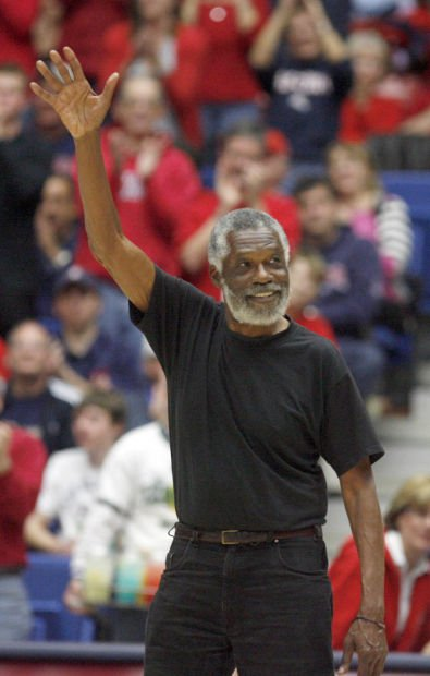 Arizona's Numbers Game: Basketball star McCray; football leader Canidate