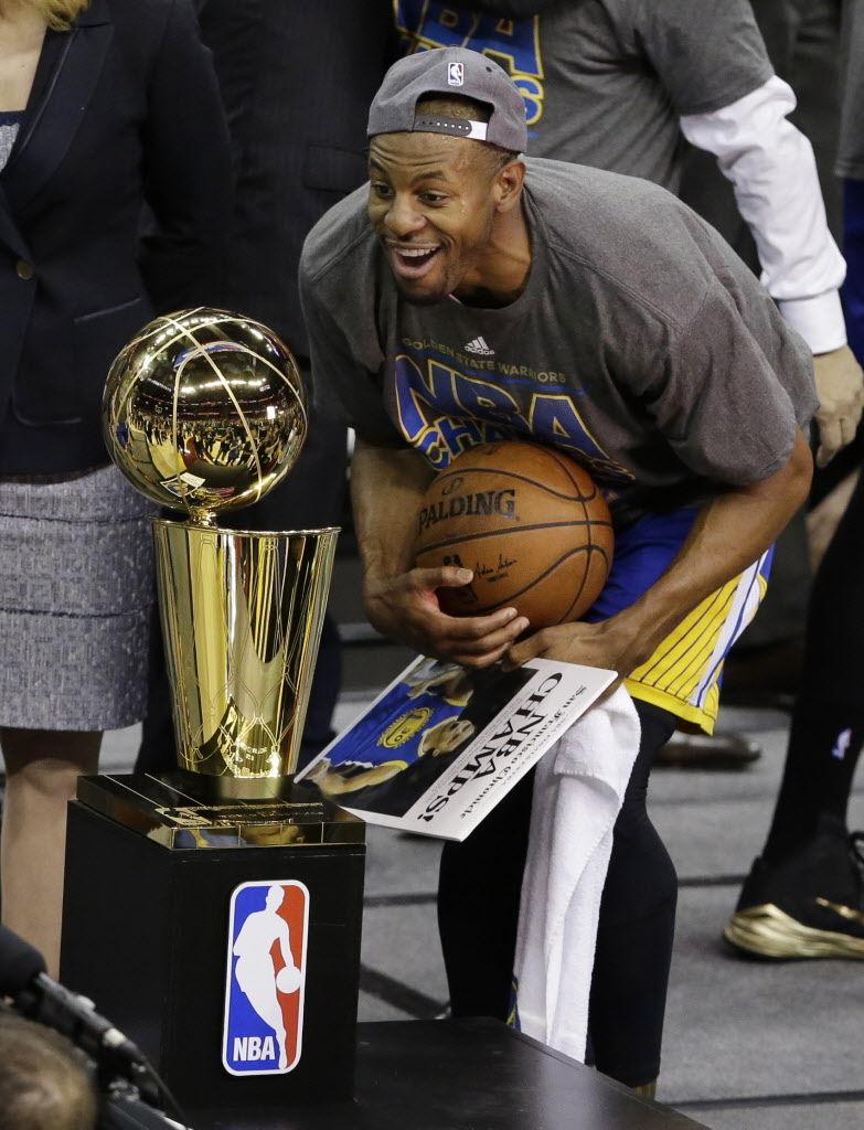 Ex-Cat Iguodala named NBA Finals MVP | Arizona Wildcats Basketball | tucson.com