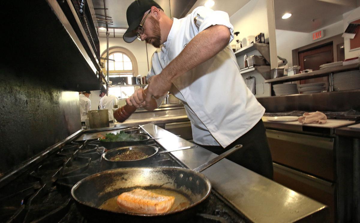 Maynards Chef Michael Bryer On His Favorite Ingredient Onions Tucson Restaurant News Tucson Com