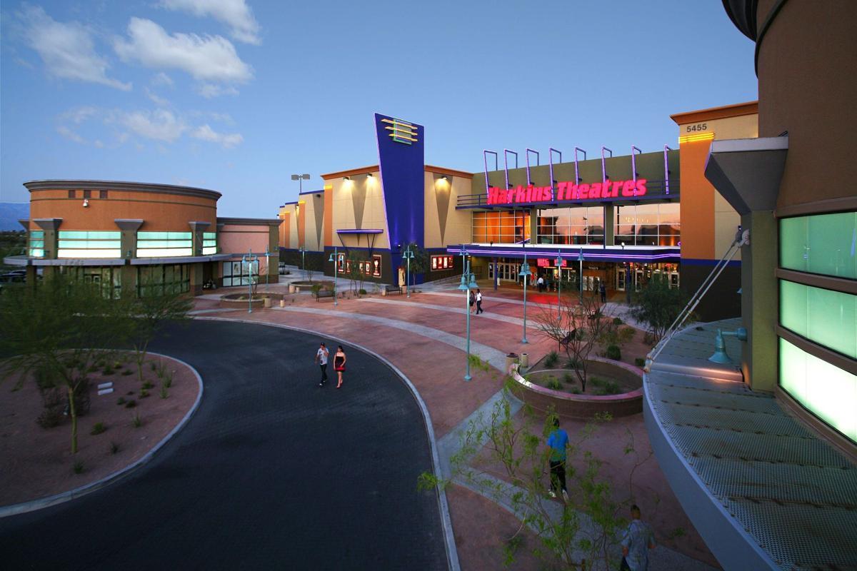 Spectrum shopping center