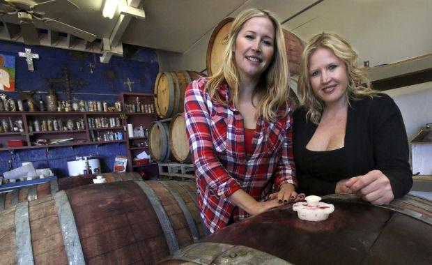 Women winemakers