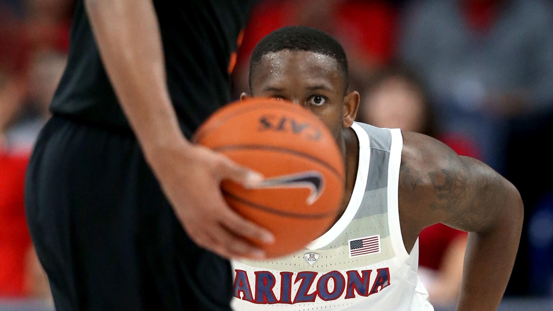 After long journey, Arizona Wildcat Justin Coleman reaches milestone