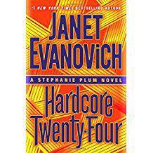 """Hardcore Twenty-Four"" by Janet Evanovich, publicity photo"