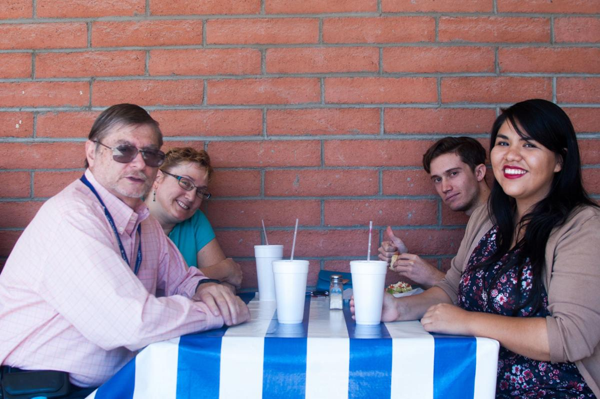 Taco group at Maico