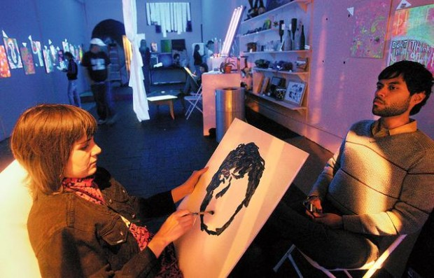 No end of events for artists at Play
