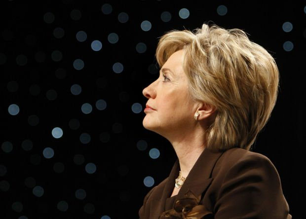 Photos: Hillary Clinton\'s hairstyles through the years | AP National ...