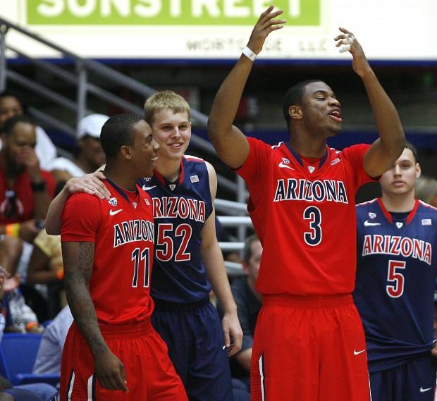 Arizona basketball: Redshirt unlikely as Parrom progresses