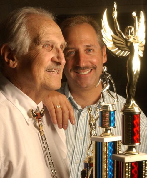 Tucson's first trophy dealer was child actor, WWII vet