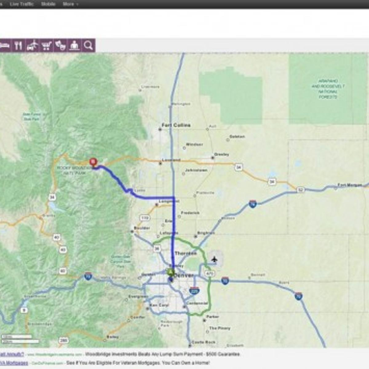 Mapquest Arizona.It S Mapquest Vs Google News About Tucson And Southern Arizona