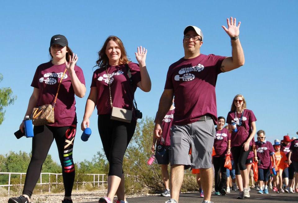 Food bank's HungerWalk 2019 is Saturday in Tucson, Green Valley