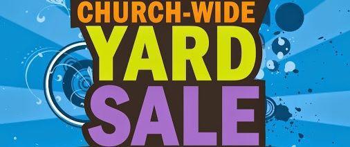 Church Yard Sale: Alliance Bible Church