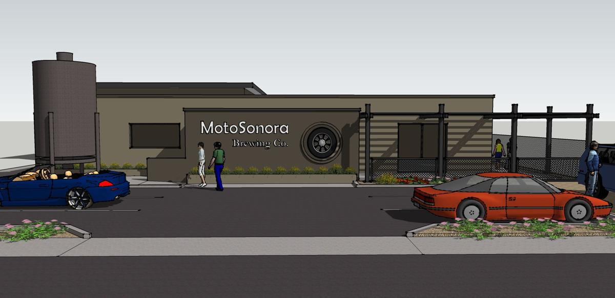 MotoSonora Brewing Company to open just south of downtown Tucson early next year