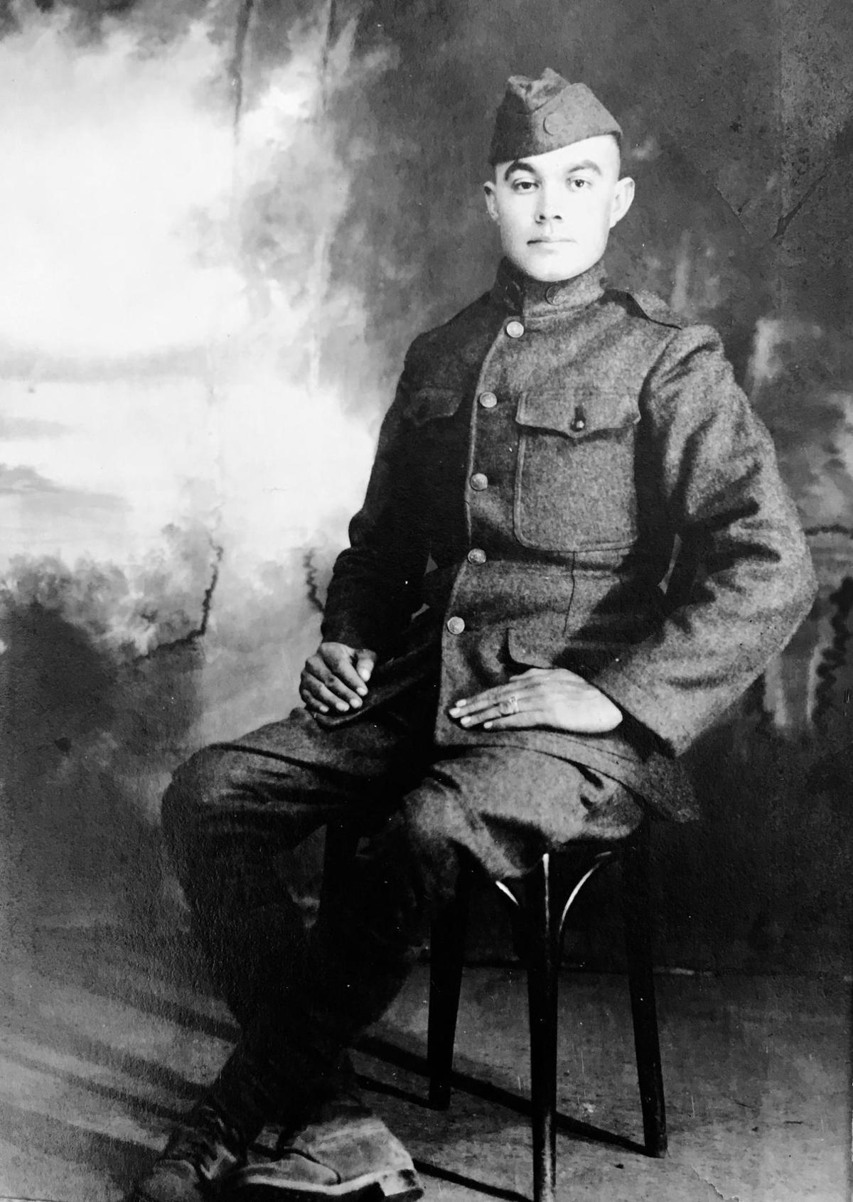 World War I centenary: Federico C. Carrillo