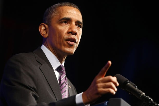 Assault on women's rights rages, Obama tells Planned Parenthood
