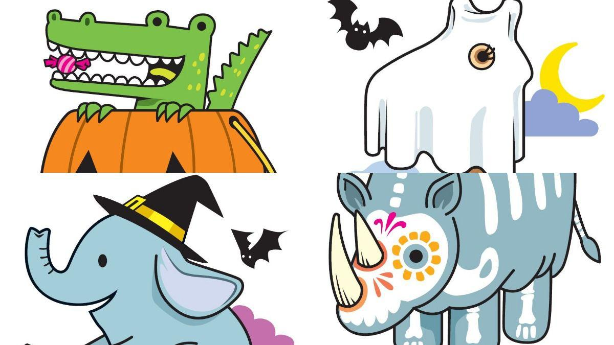 Get these adorable temporary tattoos at Tucson\'s Boo at the Zoo ...