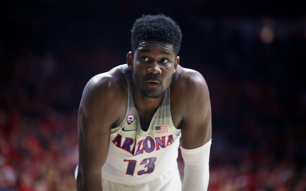 free shipping 77959 c26ee Sean Miller, agent discussed paying Deandre Ayton $100K to ...