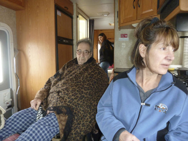 Cross-country RV trek: The trials of family