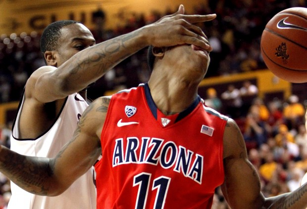 Arizona vs Arizona State