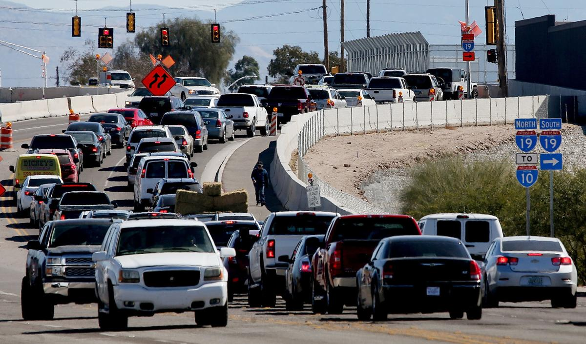 Tucson's traffic and increasingly dirty air