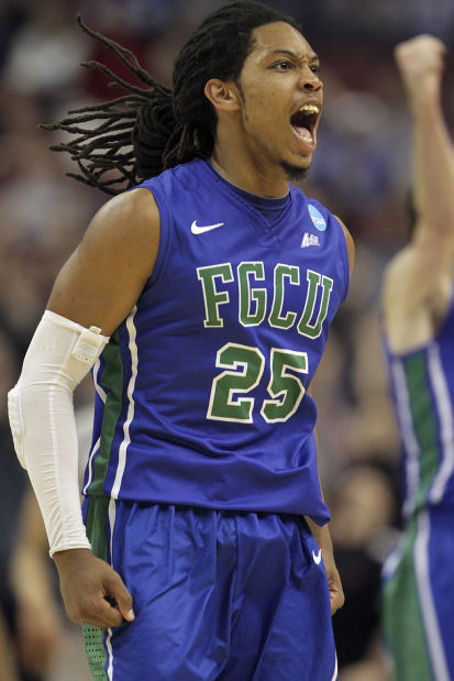 NCAA Day 4 preview: FGCU, in 2nd year, is talk of tourney