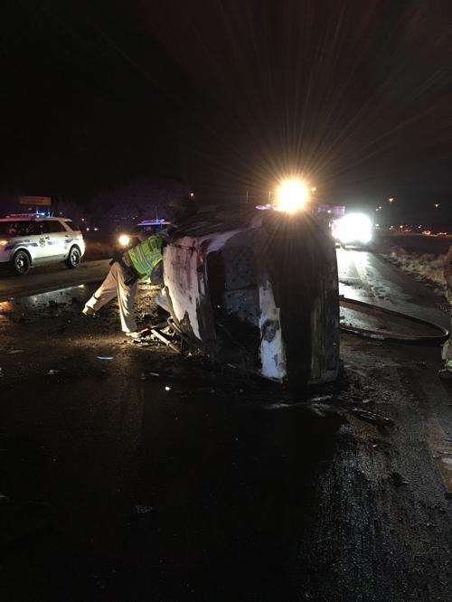 fatal on I-10/Alvernon