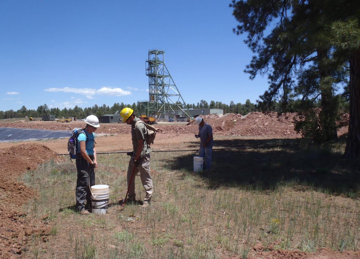 Grand Canyon Mining