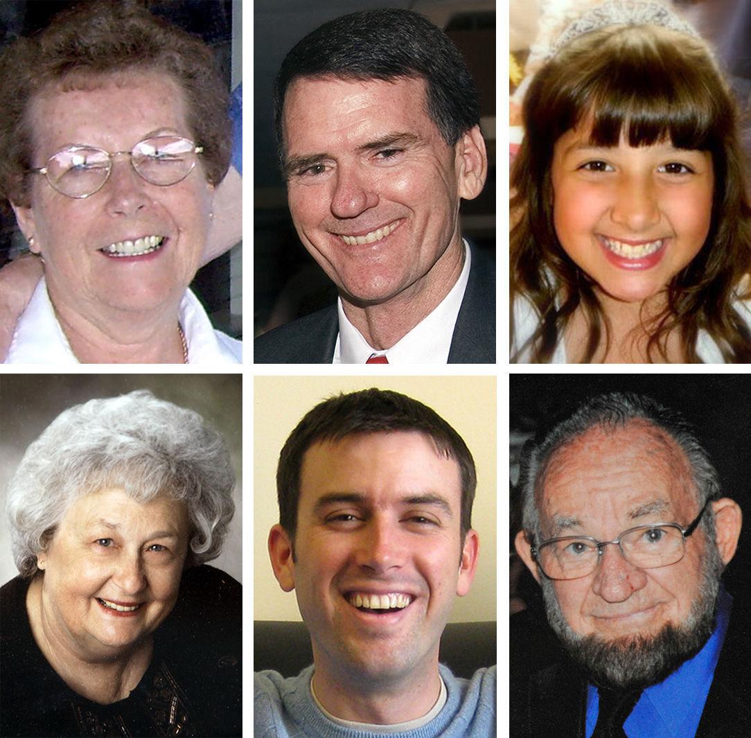 January 8 shooting victims