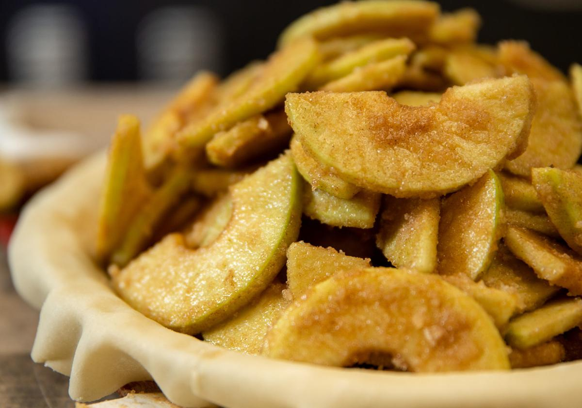 Apple pie, Village Bakehouse