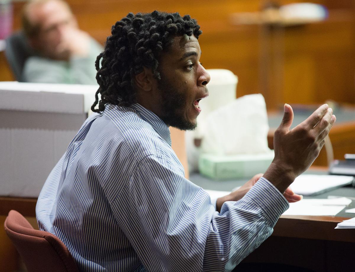 King Yates trial
