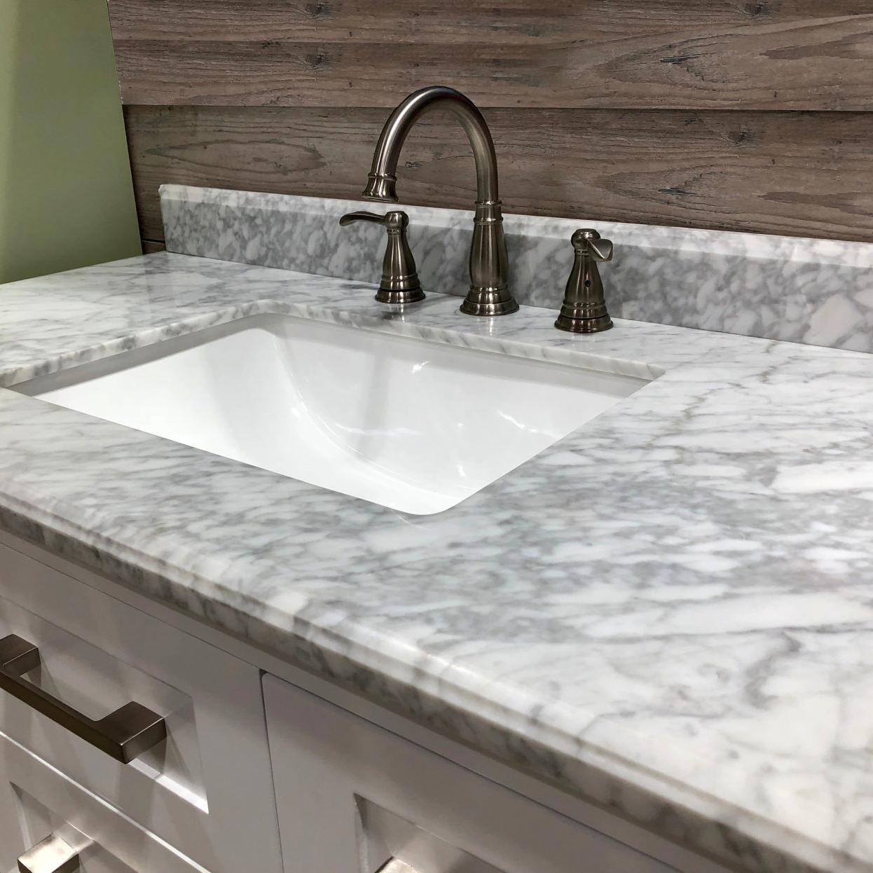 Engineered Marble Counter Top