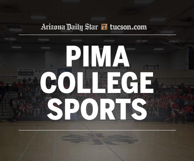 Pima College sports logo