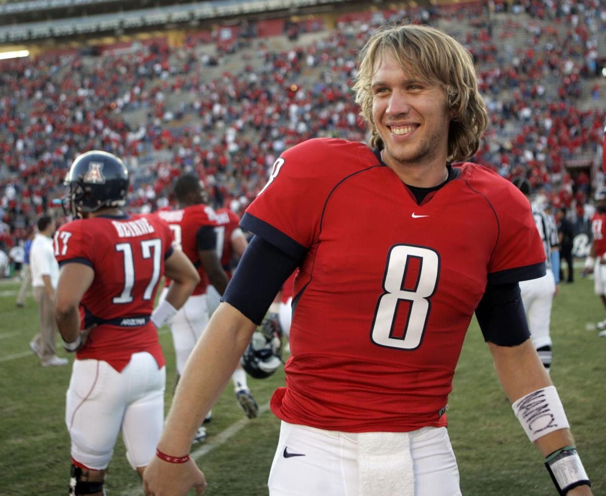 huge discount 3c0af 96c72 Photos: Arizona Wildcats quarterback Nick Foles, 2009-11 ...