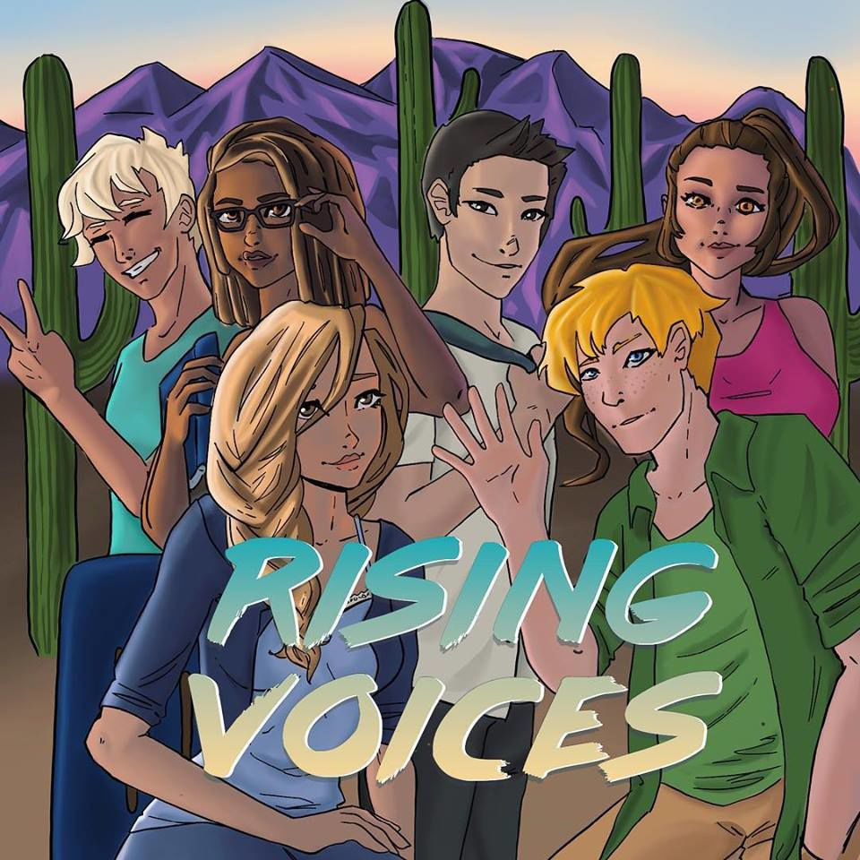 Rising Voices Youth Summit