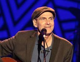 An evening with James Taylor