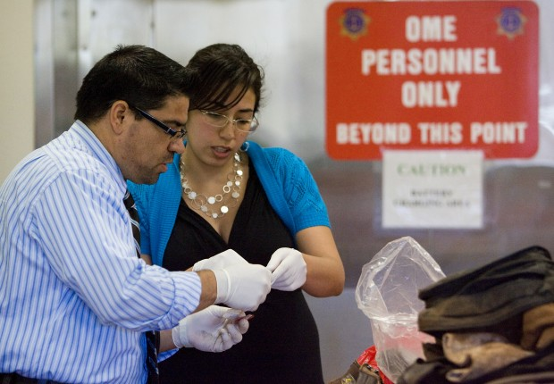 DNA typing offers hope to kin of those who died