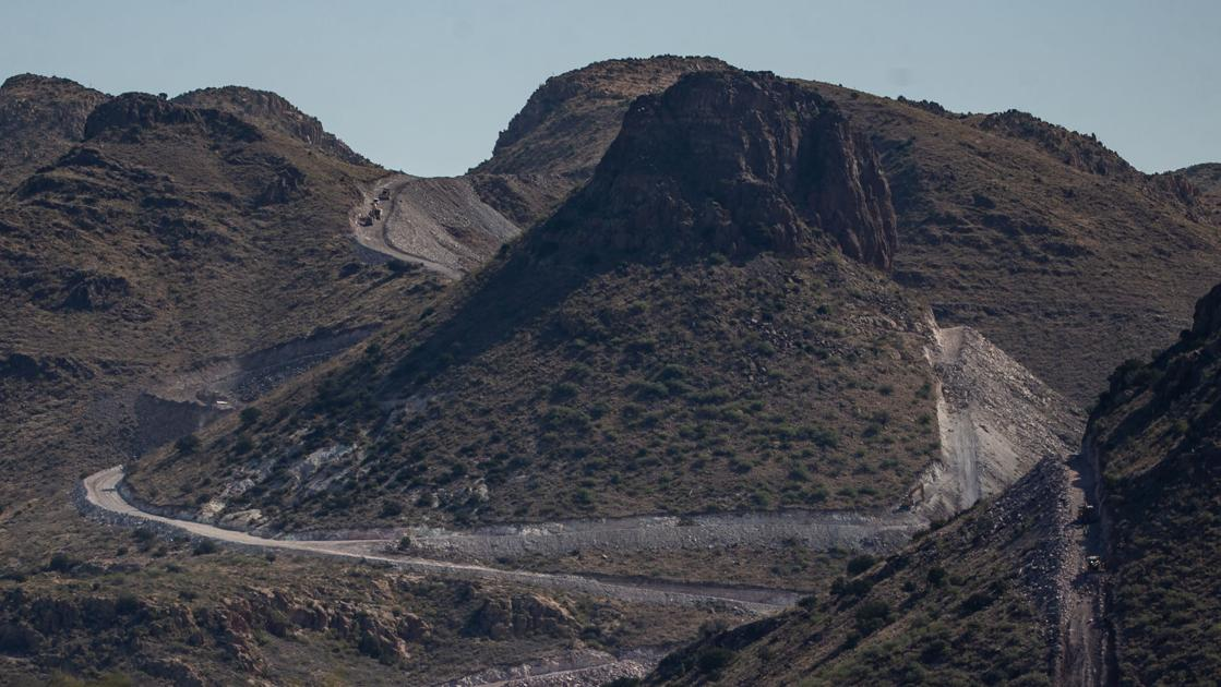 Arizona rancher sues feds over damage from border wall construction