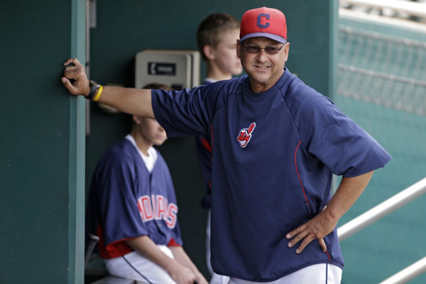 MLB Notebook: Francona on edge, but 'I love doing this'