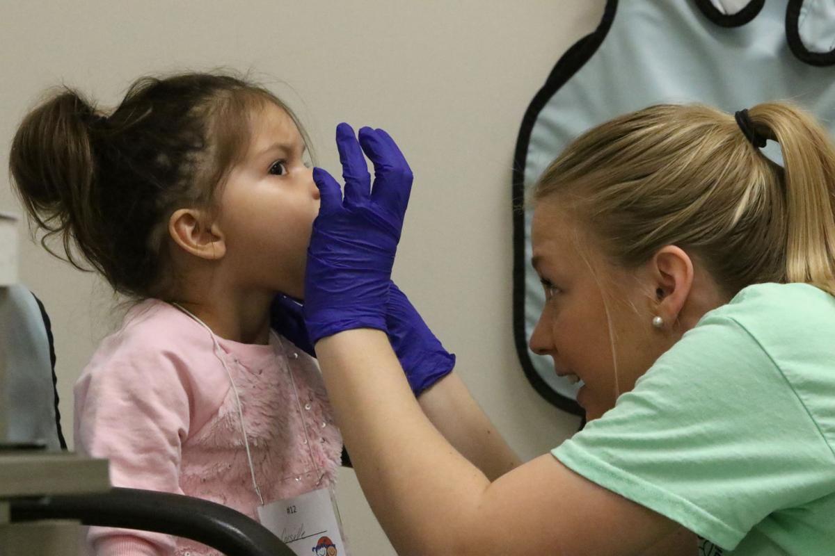 Free dental for kids