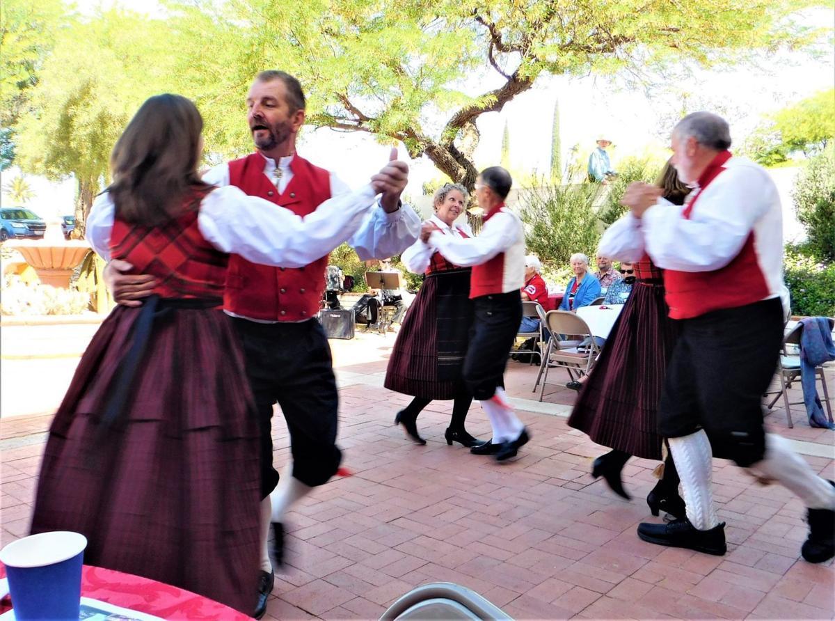 Norwegians World Wide-Tucson Chapter open house