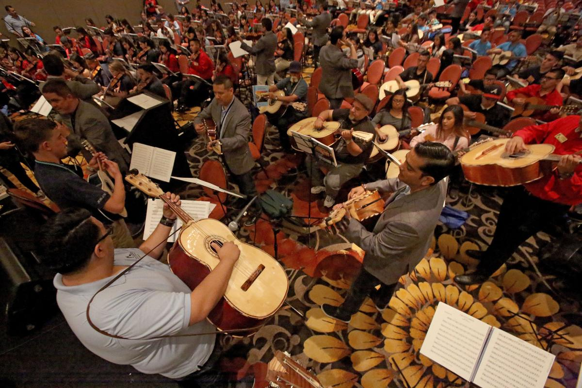 Mariachi Conference workshops