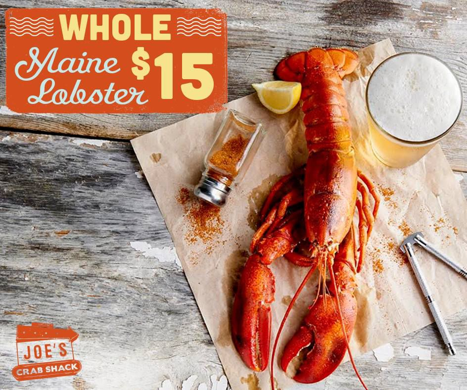 joes crab shack menu corpus christi tx
