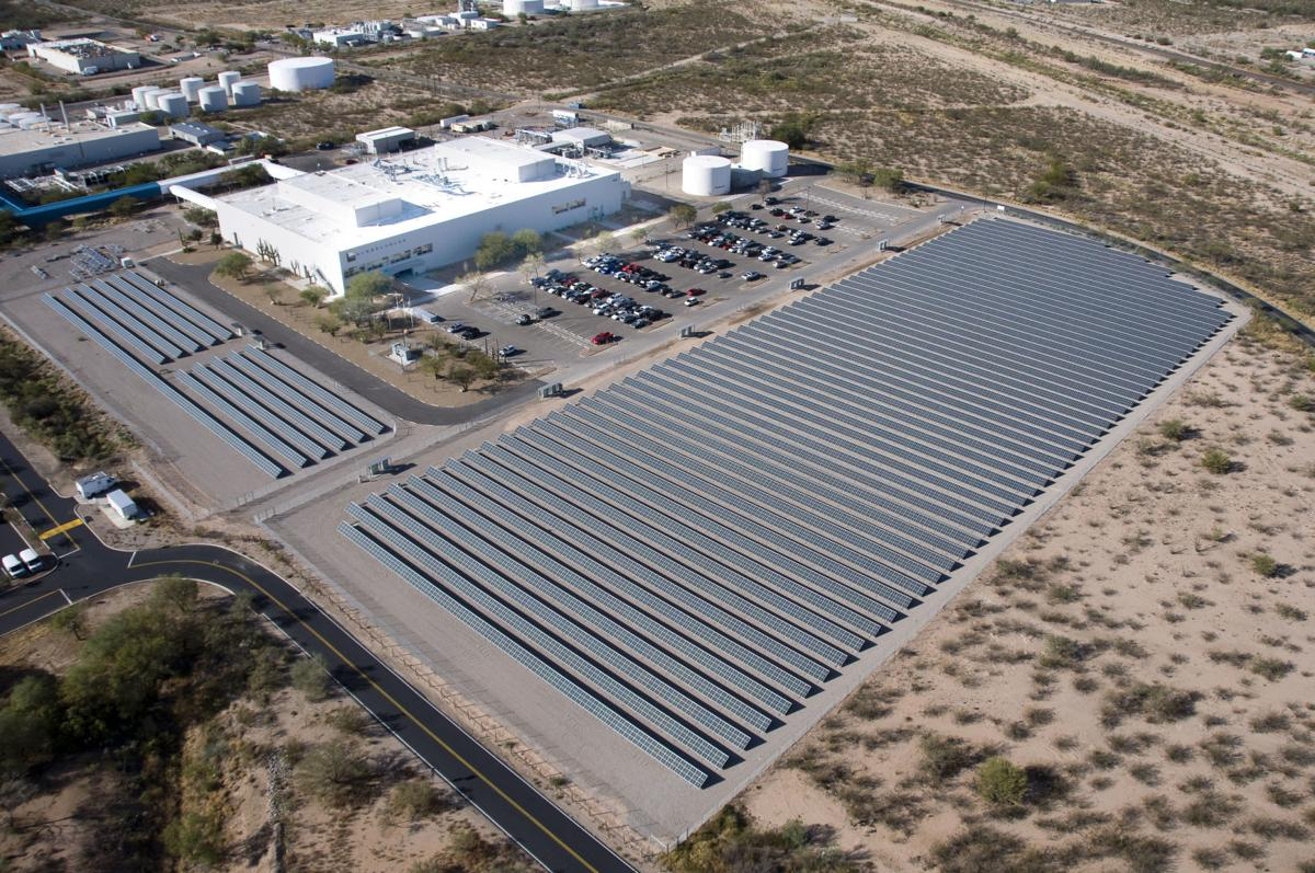 Tucson solar-panel maker Global Solar to lay off 97 workers